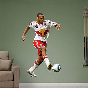 Thierry Henry MLS Fathead Wall Decal